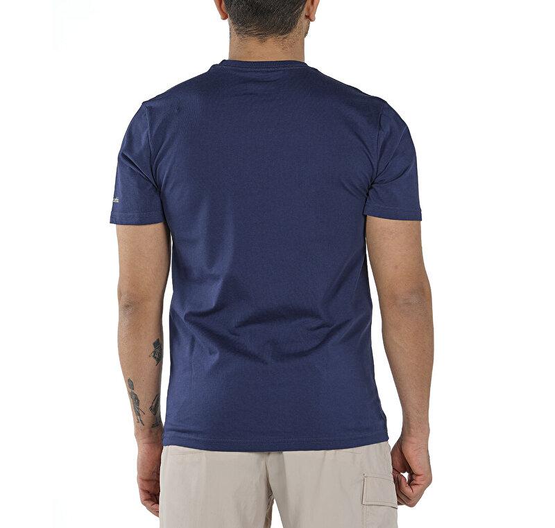 Elevated Outlook Graphic Kısa Kollu Erkek T-shirt