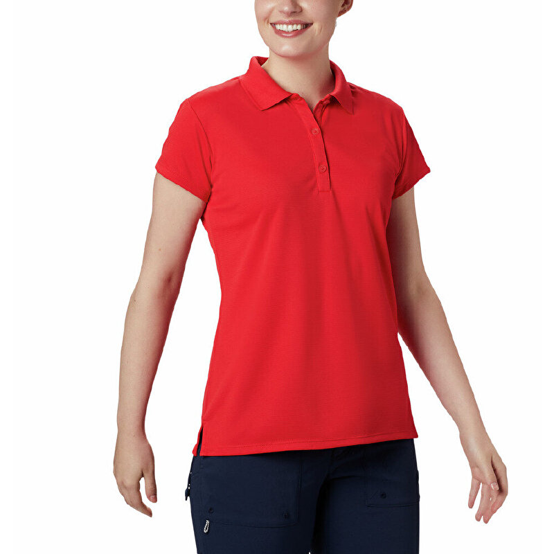 Innisfree Kısa Kollu Kadın Polo T-shirt