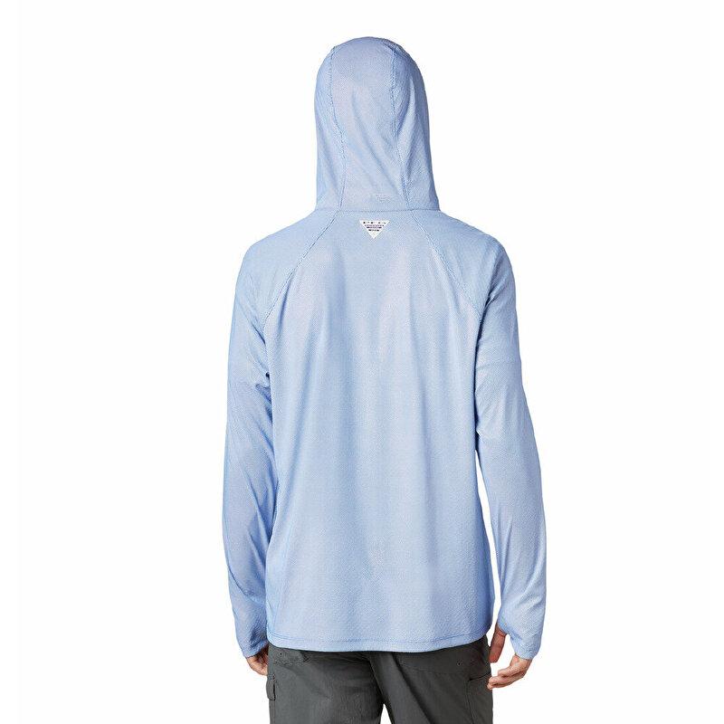 Terminal Deflector Zero Hoodie Uzun Kollu Erkek T-shirt