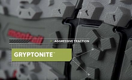 Footwear Traction Gryptonite Lifestyle