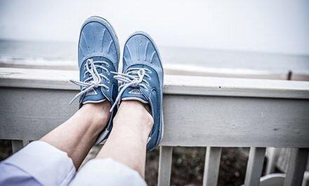 Footwear Waterproof Omni Shield Lifestyle