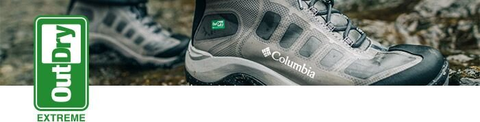 Outdry Extreme Eco Footwear