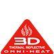 Reflective Omni Heat 3D
